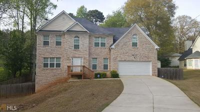 Lithonia Single Family Home For Sale: 5980 Giles Rd