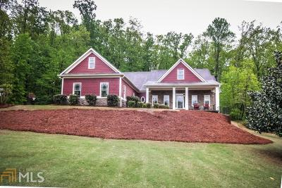 Winder Single Family Home For Sale: 105 New Cut Rd