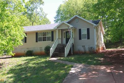 Elbert County, Franklin County, Hart County Single Family Home Under Contract: 220 Arrow Ln