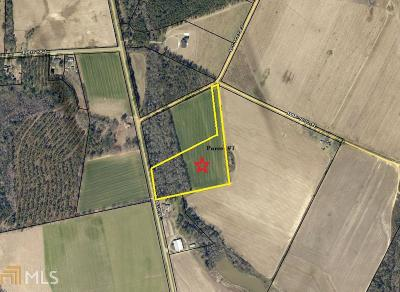 Statesboro Residential Lots & Land For Sale: Lakeview Rd #7