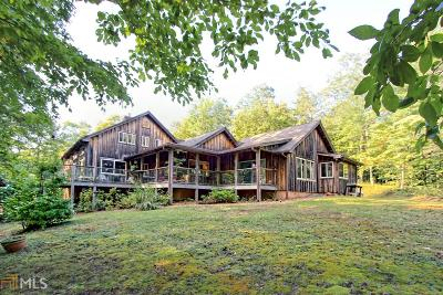 Rabun County Single Family Home For Sale: 2489 Glade Rd