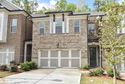 Duluth Condo/Townhouse For Sale: 3970 Glenview Club Ln