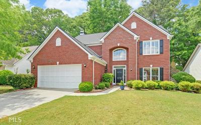 Suwanee Single Family Home For Sale: 8520 River Walk #61