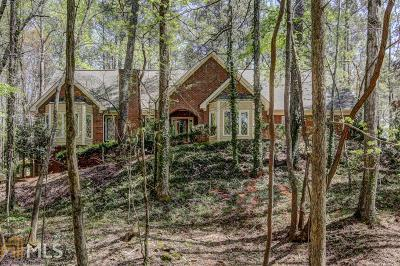 Fulton County Single Family Home For Sale: 1525 Jones Rd