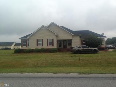 Statesboro Single Family Home For Sale: 225 Bruiser Cir