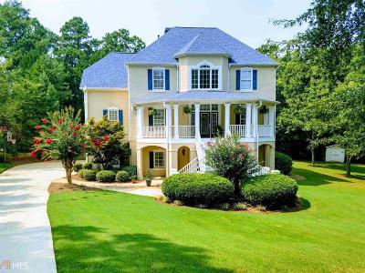 Peachtree City Single Family Home For Sale: 505 Samiel Pt