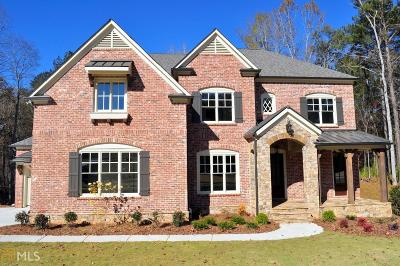 Acworth Single Family Home For Sale: 5272 Merlot Dr #3