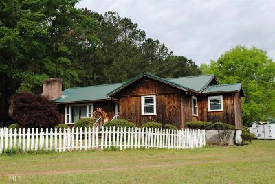 Butts County Single Family Home For Sale: 166 Keys Ferry Rd