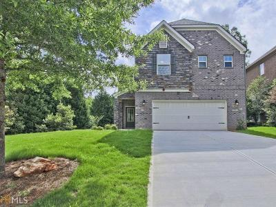 Ellenwood Single Family Home For Sale: 4304 Green Pastures Way