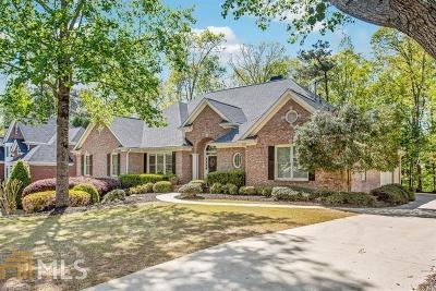 Milton Single Family Home For Sale: 130 Highland Oaks Ct