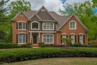 Suwanee Single Family Home For Sale: 461 Grand Ave