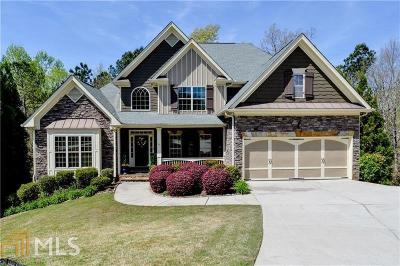 Buford  Single Family Home For Sale: 6358 Old Wood Hollow Way