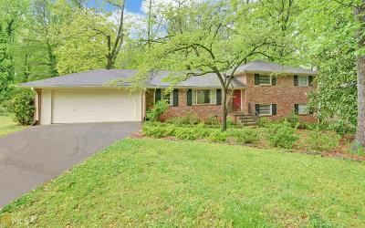 Tucker Single Family Home For Sale: 2686 Oswood Dr