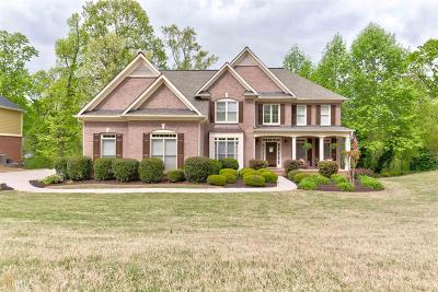 Alpharetta Single Family Home For Sale: 4040 Oak Laurel Way