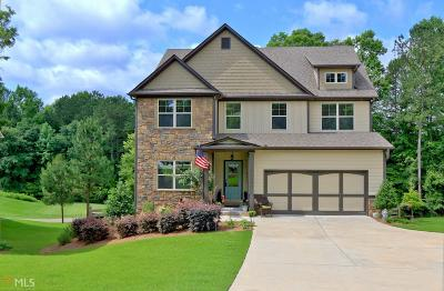 Newnan Single Family Home For Sale: 136 Greenview Dr