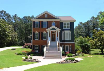 Alpharetta Single Family Home For Sale: 525 Stonebrook Farms Dr