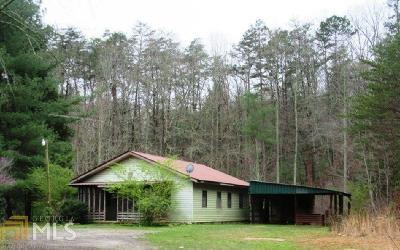Fannin County Single Family Home For Sale: 2601 Salem Rd