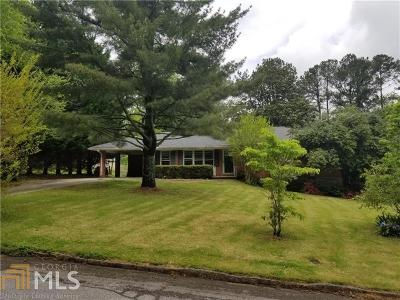 Tucker Single Family Home For Sale: 4188 Fontana Ct