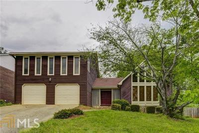 Tucker Single Family Home Back On Market: 6511 Wedgewood Way