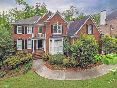 Smyrna Single Family Home For Sale: 5263 Whitehaven Park Ln