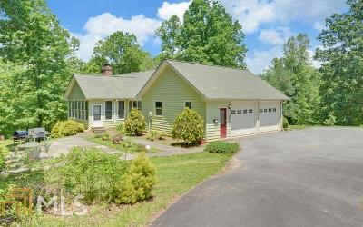 Towns County Single Family Home For Sale: 963 State Highway 66