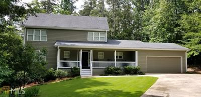 Martin Single Family Home For Sale: 563 Trudys Trl