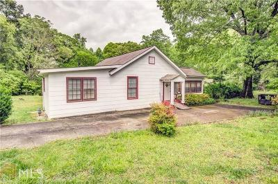 Mableton Single Family Home For Sale: 245 Hunnicutt Rd