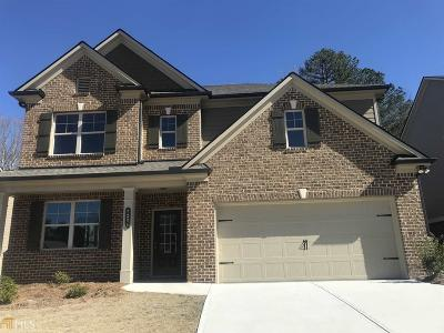 Snellville Single Family Home For Sale: 3284 Cherrychest Way
