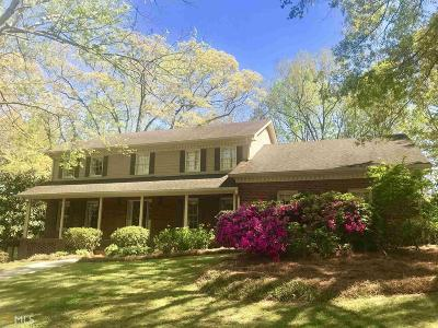 Norcross Single Family Home Under Contract: 810 Oak Ter