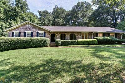 Peachtree City Single Family Home For Sale: 497 Crabapple Ln