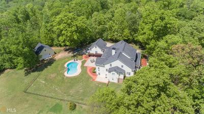 Griffin Single Family Home For Sale: 520 Stone Mill Walk