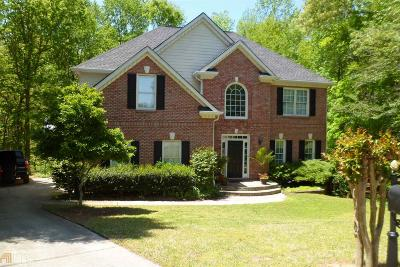 Buford  Single Family Home For Sale: 3638 Clark Hill Way #26