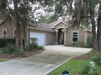 Osprey Cove Single Family Home For Sale: 1624 Sandpiper Ct