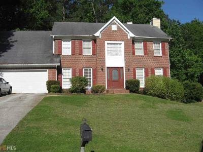 Conyers Single Family Home For Sale: 2008 Amherst Ln