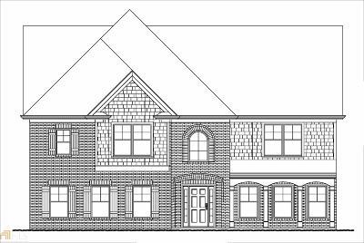 Stockbridge Single Family Home For Sale: 116 Chorley Run #Lot 5