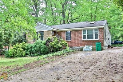 Tucker Single Family Home For Sale: 2115 Shady Ln