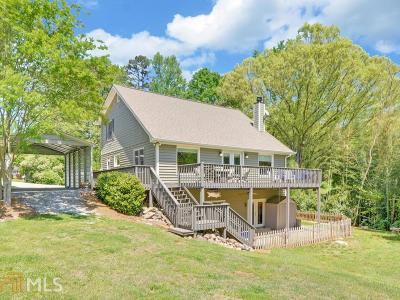 Gainesville Single Family Home For Sale: 3134 Shelter Cv