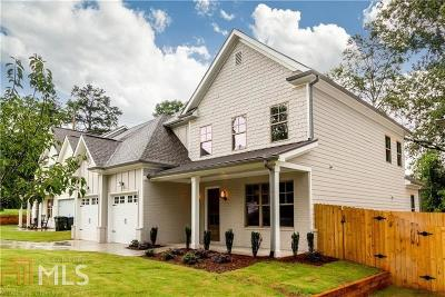 Chamblee Single Family Home For Sale: 3723 Spring St