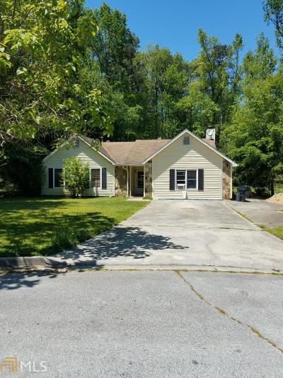 Snellville Single Family Home For Sale: 2061 Stoneridge Ln