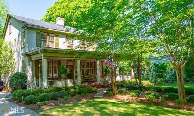 Columbus Single Family Home For Sale: 2009 Oak Ave