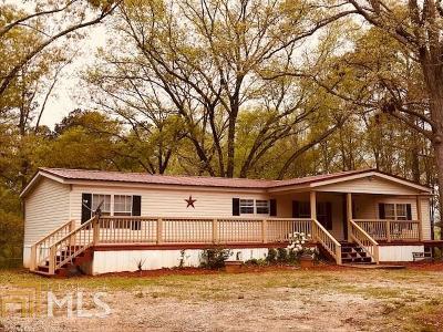 Buckhead, Eatonton, Milledgeville Single Family Home For Sale: 204 Spring Rd