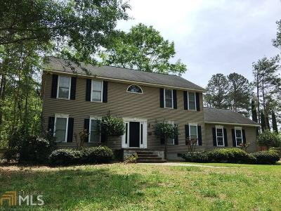 Haddock, Milledgeville, Sparta Single Family Home For Sale: 186 W Lakeview Dr