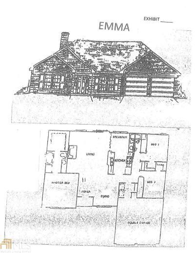 Carroll County Single Family Home For Sale: 108 Harlan Trce