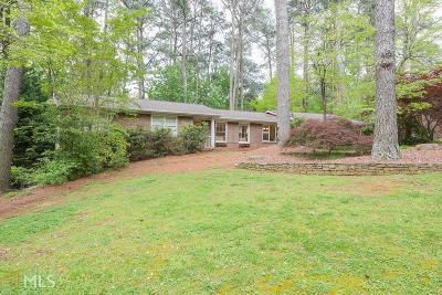 Fulton County Single Family Home For Sale: 1115 Tuxedo Dr