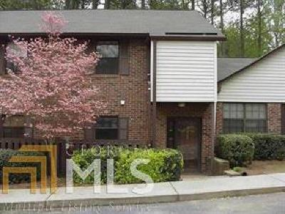 Norcross Condo/Townhouse Under Contract: 5865 Wintergreen Rd