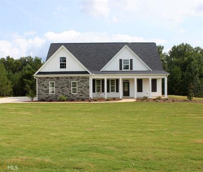 Williamson Single Family Home For Sale: 37 Ashley Glen Dr