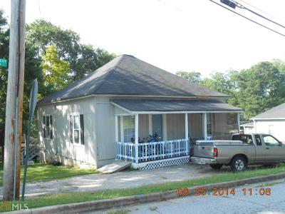 Douglasville Single Family Home For Sale: 6210 Cooper
