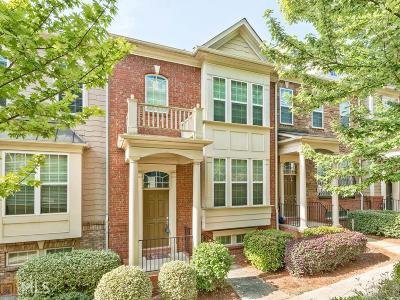 Smyrna Condo/Townhouse For Sale: 2557 Speer Ct
