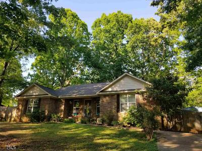 Fortson Single Family Home For Sale: 288 Mulberry Ln
