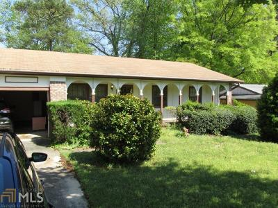 Dekalb County Single Family Home For Sale: 2274 Greenway Dr